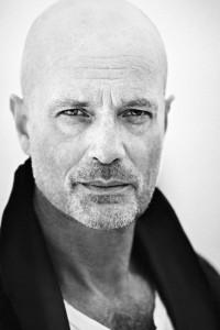 Christian Berkel, Schauspieler, fotografiert am 10.09.2011 in Ahrenshoop fŸr Playboy, Sonderhonorar 100 Prozent